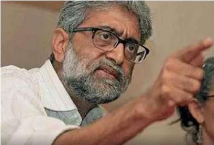 Pune court rejects activist Gautam Navlakha's bail plea