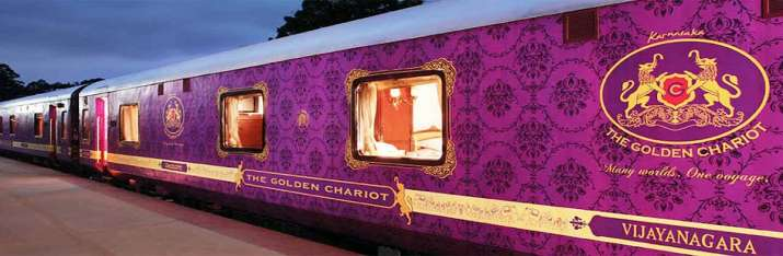 South India's luxurious Golden Chariot Train is back again