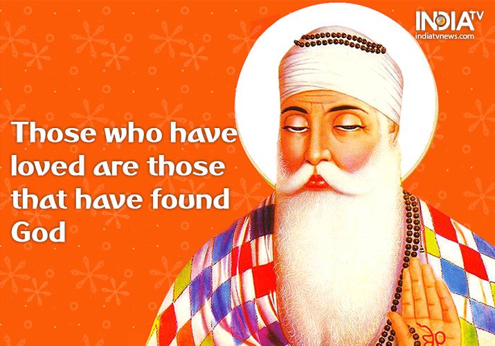 India Tv - Happy Guru Nanak Jayanti 2019: Images, Quotes, Status