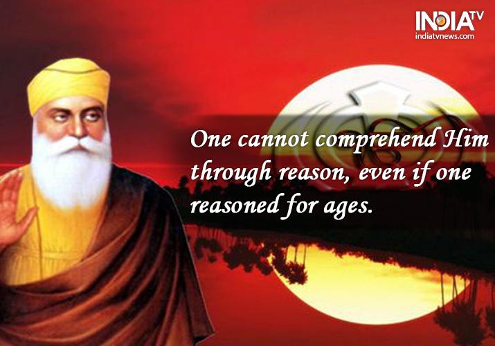 India Tv - Happy Guru Nanak Jayanti 2019: Guru Nanak Jayanti Wishes, Greetings, Cards, Images