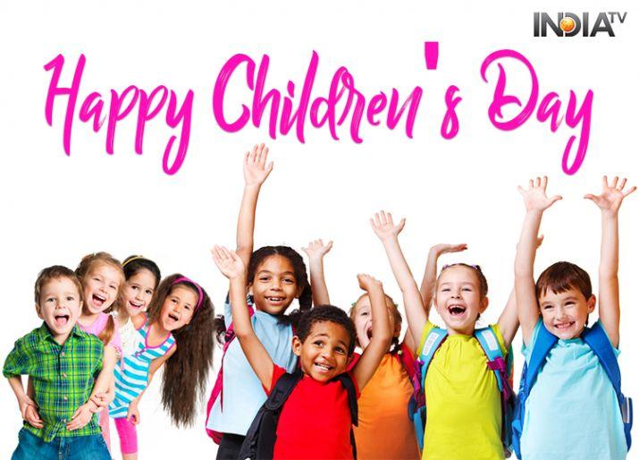 India Tv - Happy Children's Day 2019!