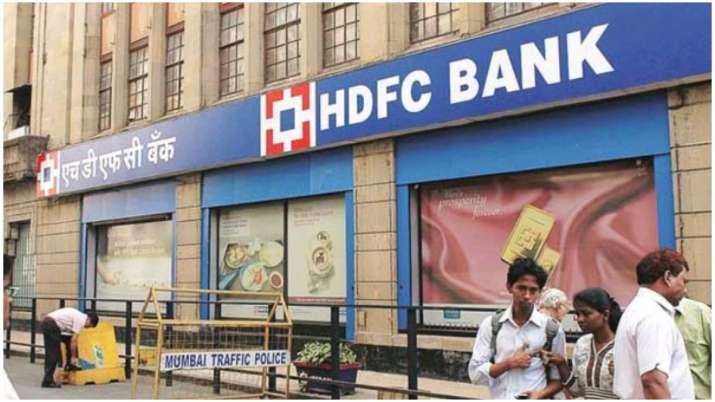 HDFC Net profit up