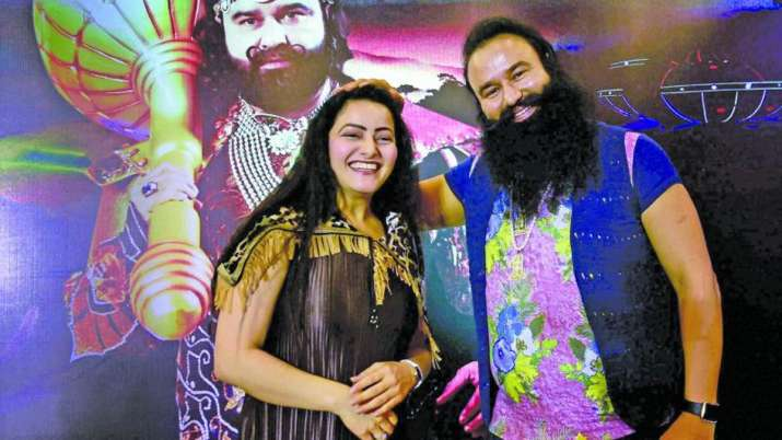 Ram Rahim's 'adopted daughter' Honeypreet Insan granted