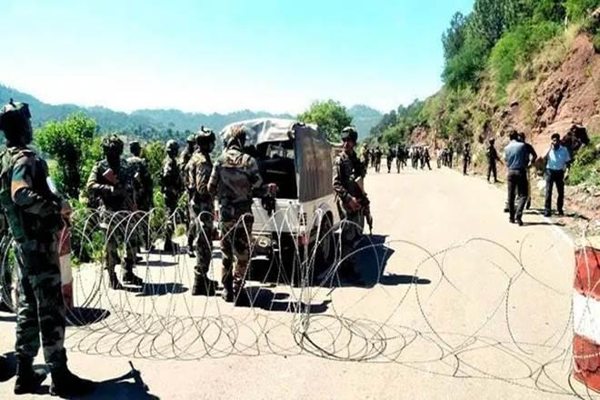 Powerful IED detected on Jammu-Poonch highway