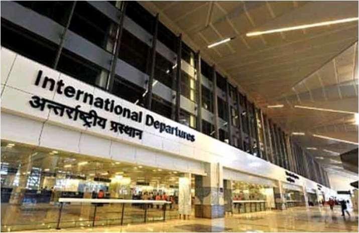 IGI Airport unattended bag