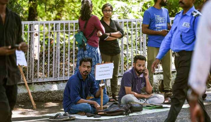 IIT-M woman student suicide: Two students end indefinite
