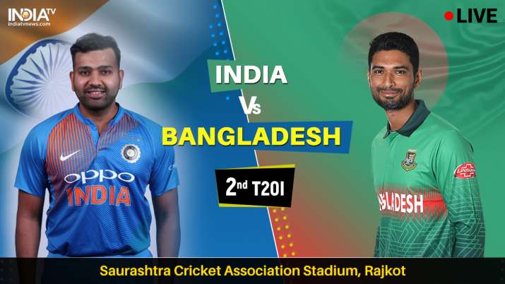Live Streaming Cricket, India vs Bangladesh, 2nd T20I: Watch IND vs BAN 2nd T20I Live on Hotstar, St