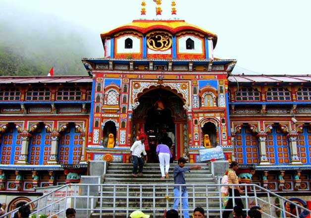 Badrinath closes for winter