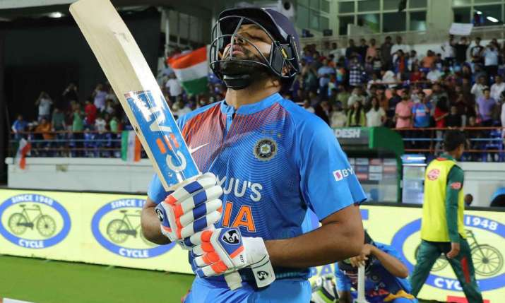 Rohit Sharma an asset to Indian cricket: Sourav Ganguly on his 100th T20I