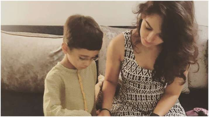 Aamir Khan's daughter Ira has an adorable birthday wish for 'baby-brother' Azad