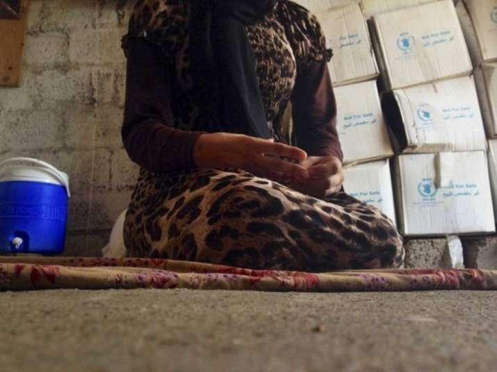 Yazidi girl recalls ISIS terror