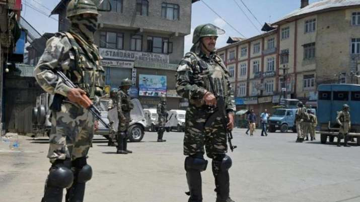 Encounter breaks out in Jammu and Kashmir's Bandipora (Representational image)