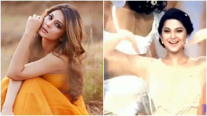 Beyhadh 2 actress Jennifer Winget looks like a fairy as she dances to 'Sun Sathiya' in this viral vi