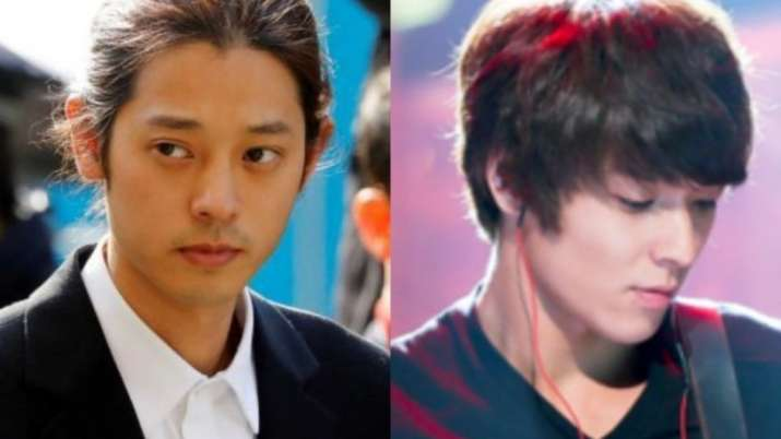 K-pop stars jailed for raping woman, sharing videos of rape