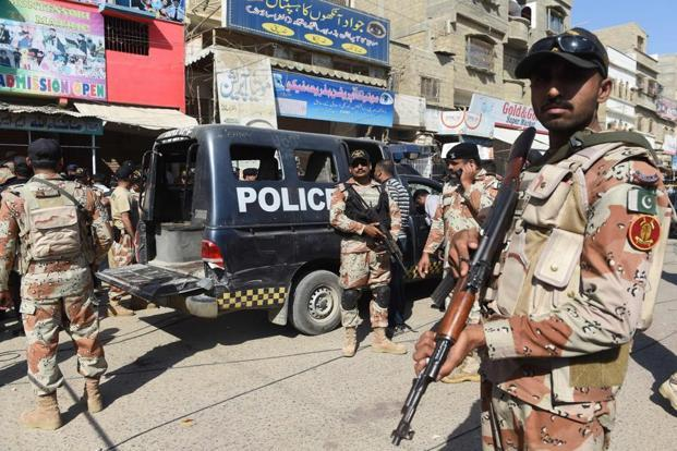 Three policemen killed in northwest Pakistan by unknown