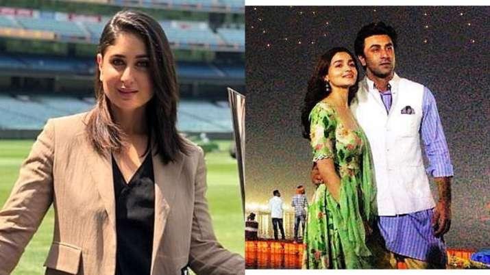 If Kareena Kapoor was stuck in a lift with Ranbir Kapoor's exes