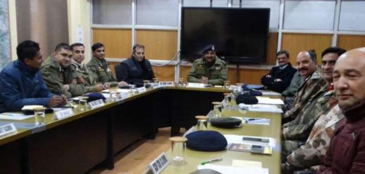 Terrorists making attempts to disrupt situation in Kashmir to please their cross-LoC masters, says D