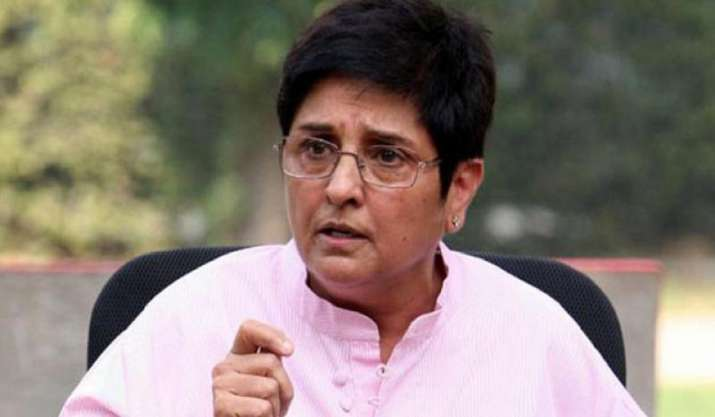 Kiran Bedi lauds UP Police for ensuring peace in wake of