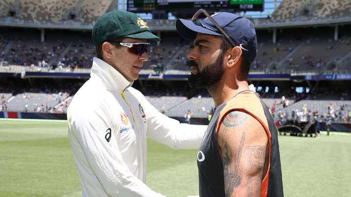 We're open to play if get enough time to prepare: Kohli on Paine's Pink-Ball Test dig