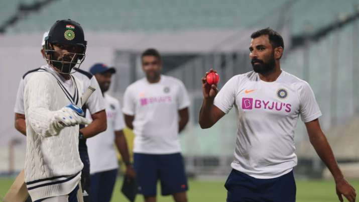 India Tv - Mohammed Shami in a recent interview said that he can get the ball to reverse swing if the shine of the dry ball can be properly maintained