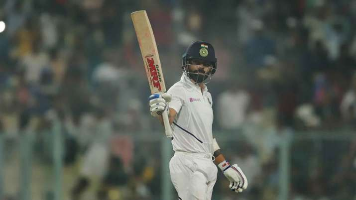 India vs Bangladesh, Day-Night Test Day 1 Live Cricket Score: Kohli slams fifty after Pujara's depar
