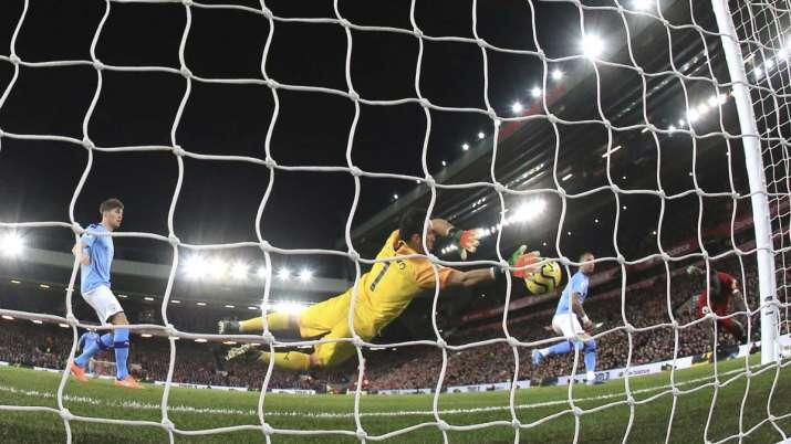 Jurgen Klopp, Liverpool vs Manchester City