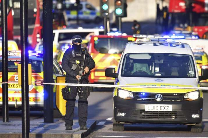 London knife attack suspect was jailed for 6 years in 2012 on terror charges: UK police