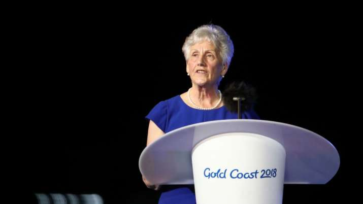 CGF chief Louise Martin will meet IOA officials led by