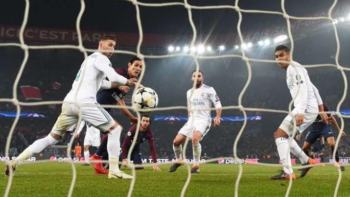 Real Madrid Vs Psg Live Streaming Uefa Champions League