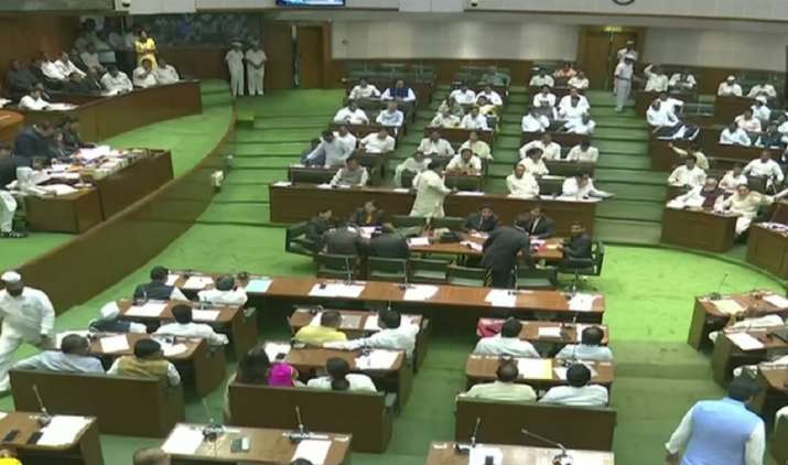 Maharashtra Special Assembly Session begins