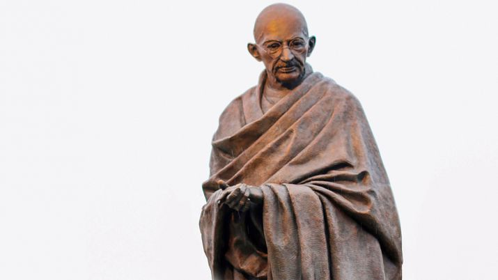 Mahatma Gandhi all set to feature on UK currency coin; first non-white man to do so