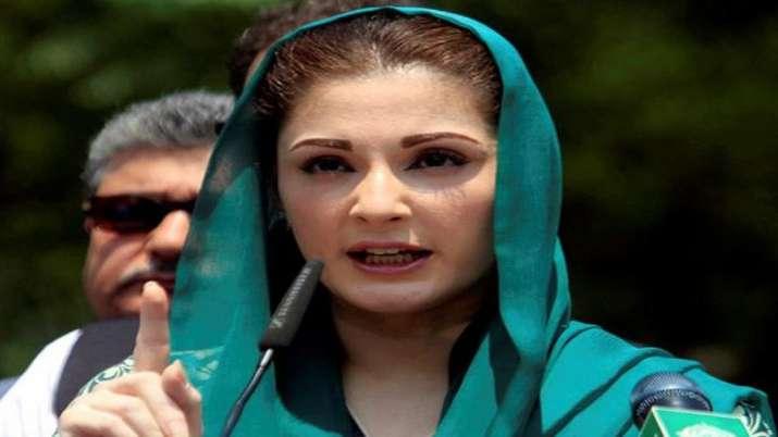 'Shame': Maryam Nawaz Sharif shares video of cops attacking her car