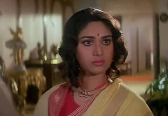 Meenakshi Sheshadri had, in 1993, outed the special