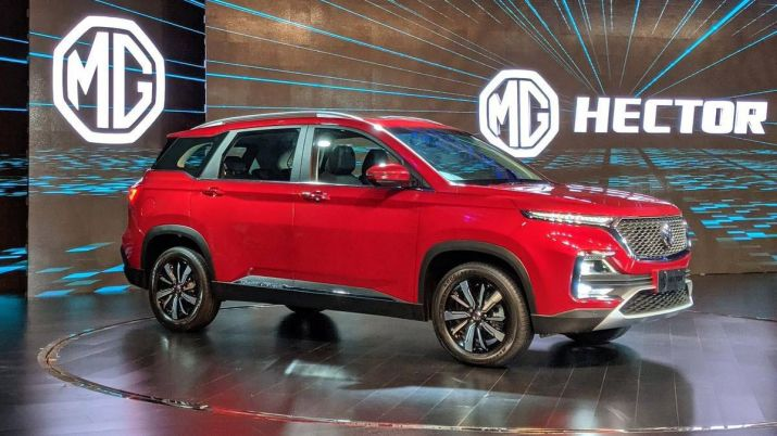 MG Motor India partners Exicom Tele-Systems to re-use