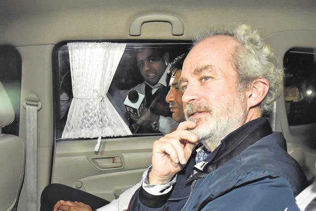 VVIP Chopper case: Court allows ED to interrogate alleged middleman in Tihar
