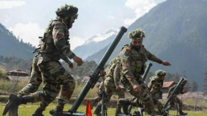 India to host tri-service military drills with Russia.