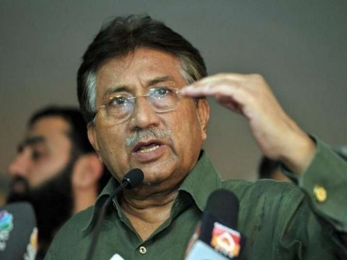 Pak court stops special court from announcing verdict in Musharraf treason case on Thursday