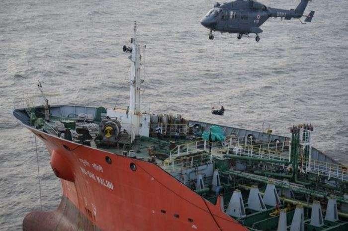 Dutch firm to salvage naphtha-laden ship stuck off Goa coast