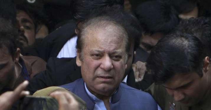 Former Pak PM Nawaz Sharif leaves for London for medical