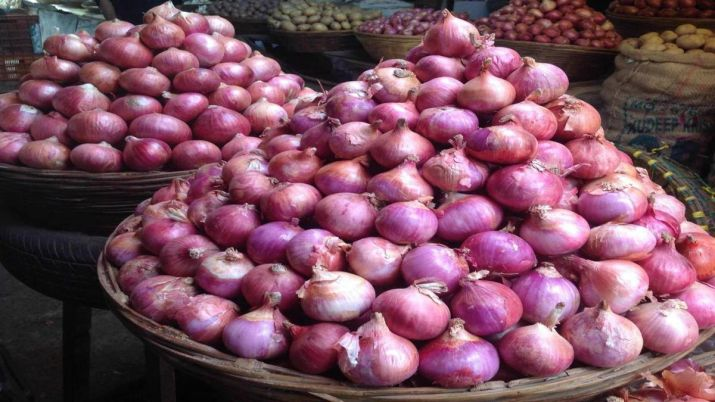Cabinet approves import of 1.2 lakh tonnes onion: Finance Minister