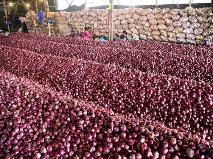 MP: Onions worth Rs 22 lakh go missing, empty truck found