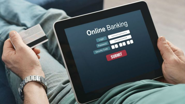Do you also save banking details on websites or mobile