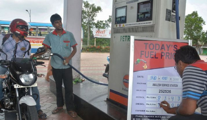 Break in surge of petrol price after 6 days