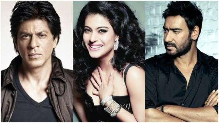 Ajay Devgn turns 100 films old with Tanhaji: Kajol and Shah