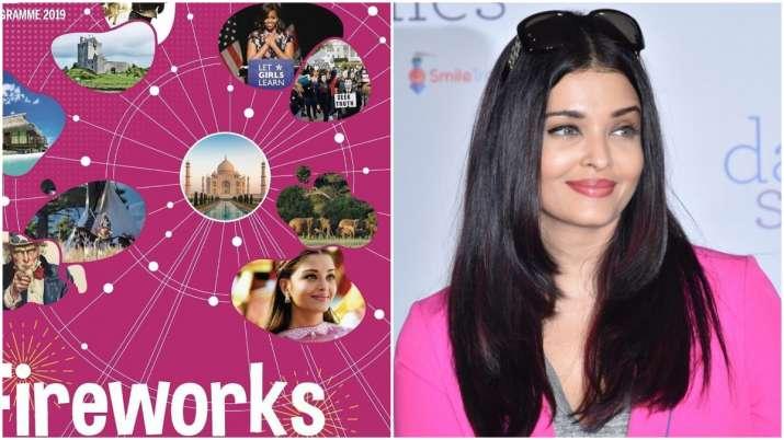 Aishwarya Rai Bachchan features on French workbook cover,