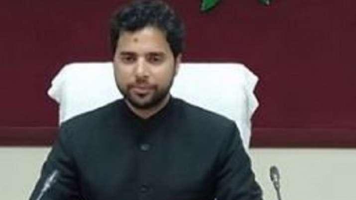 Amethi DM Prashant Sharma removed after video with kin of BJP leader's slain son goes viral