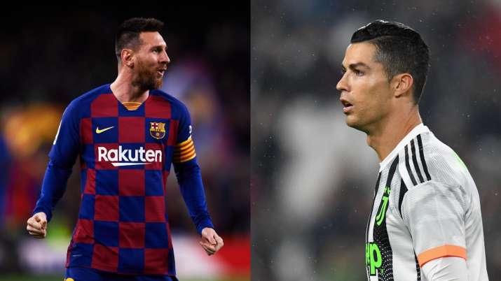 Lionel Messi outplays Cristiano Ronaldo in interesting Champions League feat