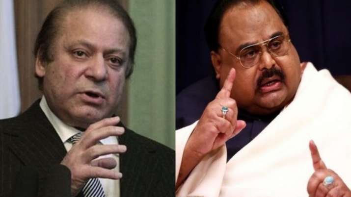 Nawaz Sharif being given Polonium to die slow death, claims MQM founder Altaf Hussain