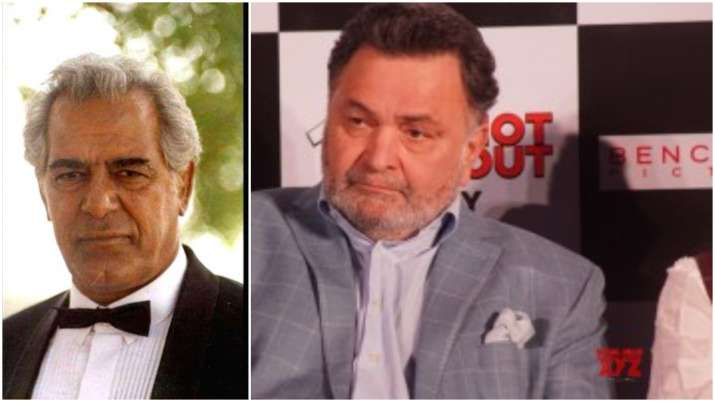 Rishi Kapoor pays tribute to Dara Singh on his birth