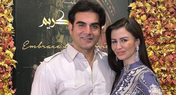 Karoline Kamakshi: Arbaaz Khan's girlfriend Giorgia
